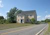 Alna Meetinghouse, Alna, Maine, July 15, 2016.