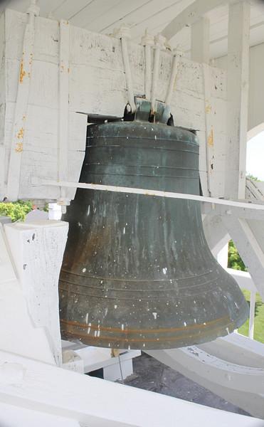 The bell. Hooper & Company, Boston 2 June 2016.