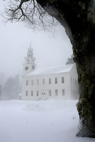 Snowstorm. January 13, 2012. Photo by Steve Hooper.