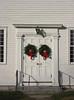 Doorway detail, December 3, 2006