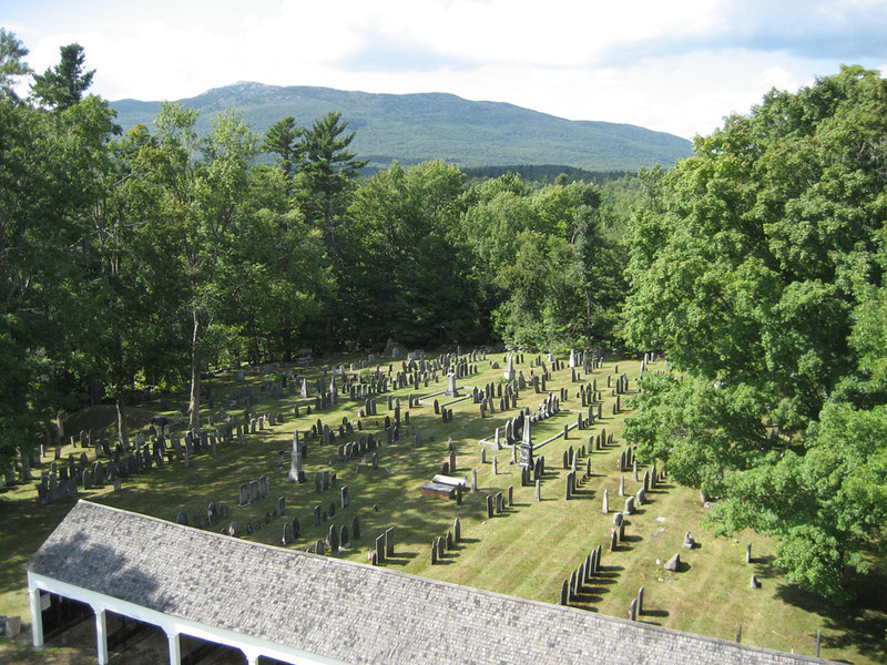 View from the tower August 26, 2010