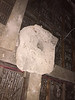 The millstone up in the attic. Why and how?
