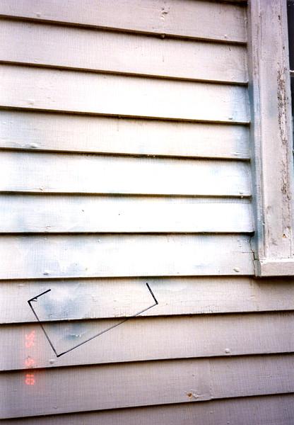 Sara Chase photographs, May 10, 1995.