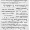 Keene Sentinel Editorial, December 8, 2016. 1 of 2.
