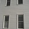 Windows, north facade, east. 7/25/15.