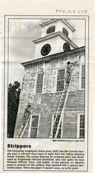 painting Meeting House