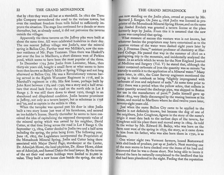 "From Allen Chamberlain's book ""Annals of the Grand Monadnock."""