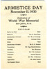 Dedication-program-11-11-1930