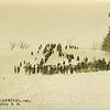 Ski jumping. Winter Carnival 1923.