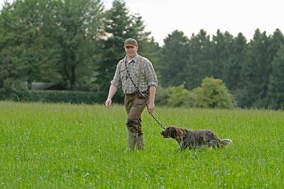 Ausbildung zum Schweißhund