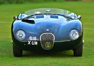 Jaguar C Type 618XUM