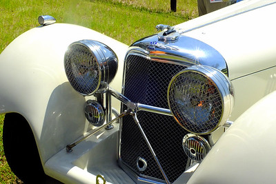 Though no longer in business, Suffolk replicas of the early 1930s SS 'Jaguars' are prized for their authenticity and use of Jaguar engines, transmissions and other mechanical parts.