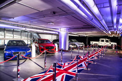 Jaguar Land Rover Toronto Launch