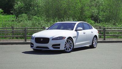 2016 Jaguar XF 35t Reel