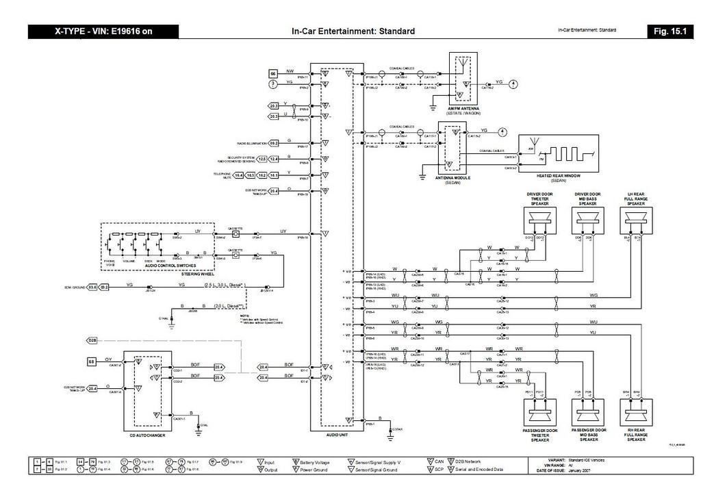 2003 Jaguar X Type Wiring Diagram wiring diagrams image free