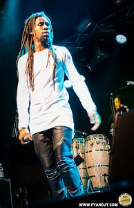 Jah Cure Live Helsinki Circus Saturday 8.11.2014