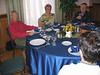 Abendessen im Militärhotel