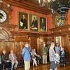 Sitzungssaal des Gemeinderates.