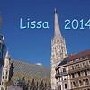 Das Lissatreffen 2014 fand in Wien statt. Es war Udo Liwa und Gattin Margot, die dieses Treffen vom 23. bis 25.September ausrichteten.