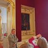 Die Habsburgischen Kaiser bewohnten jeweils andere Teile der Hofburg. In den Räumen der heutigen Präsidentschaftskanzlei residierte Maria Theresia. Im Maria Theresienzimmer wurde 1957 ein Hausaltar entdeckt.