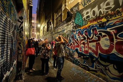 20190220: Melbourne: KPS laneway tour with Jaime Murcia