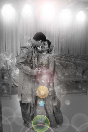 Jaimini Akshay Wedding Photos