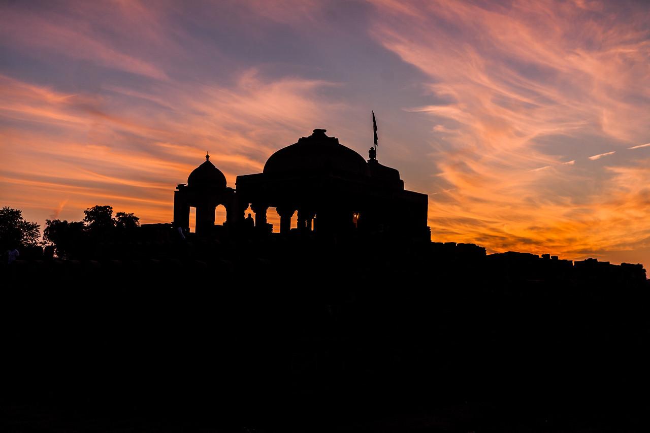 Harshad Mata Temple, Abhaneri, Rajasthan