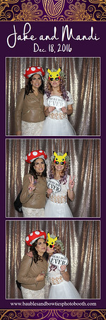 Jake & Mandi Wedding