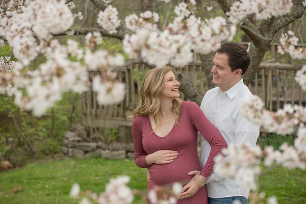 Jake and Britney's maternity shoot