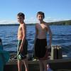 Dillon and Brian