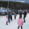 Mom and Kylie at the Radio Disney dance contest<br /> Mount Sunapee - February 23, 2012