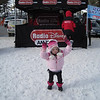 Radio Disney @ Mount Sunapee<br /> Kylie having fun dancing to the music