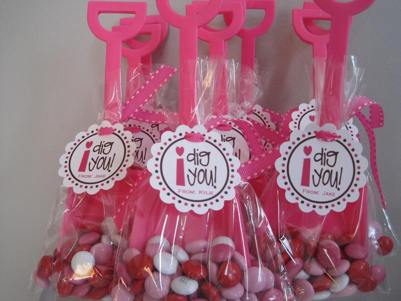 Valentine Treat favors