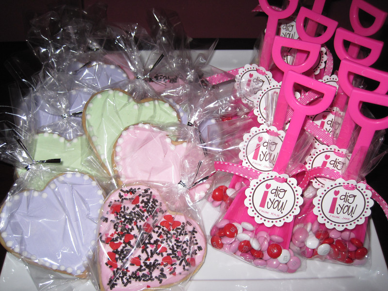 Happy Valentine's Day 2012<br /> Valentine Treats