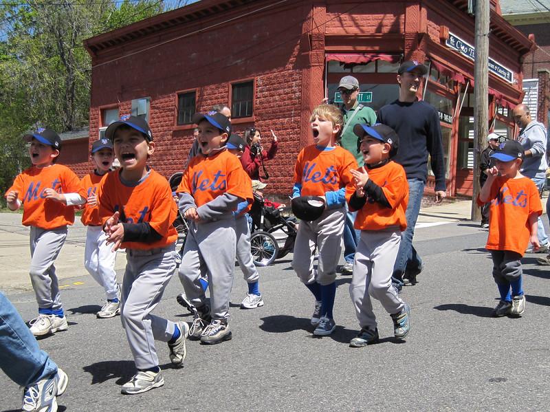 Lets Go Mets!<br /> April 29, 2012