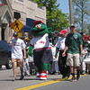 Wally at the Parade!<br /> April 29, 2012