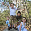 Ty McDonough, Max Milburn, Jake and Lucey Jean<br /> April 21, 2012