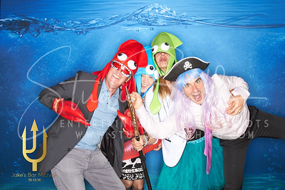 Jake's Underwater Bar Mitzvah