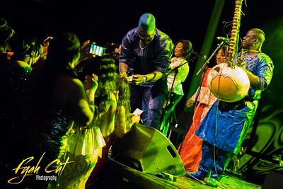 Jaliba Kuyateh & Kumareh Band live at Gloria /// Helsinki 29th May 2015