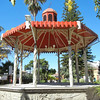 The Attractive Bandstand In The Plaza de Armas