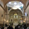 The Interior Of Guadalupe Being The Oldest Church In The Pueblo, Built In 1780