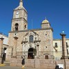 The Templo de Santa Maria de Guadalupe