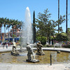 The Fountain Called 'Fuente de Pescadores'