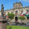 The Impressive Palacio de Gobierno