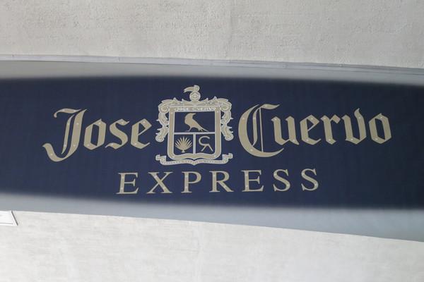 Jose Cuervo Express Tequila Train Trip