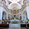 The Exquisite Interior Of The Parroquia