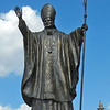 Pope John Paul II Visited San Juan In 1990