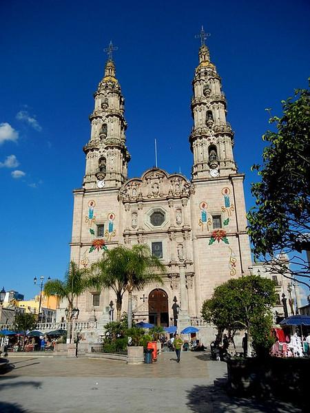 The Famous Basilica, Nuestra Senora de San Juan de Lagos