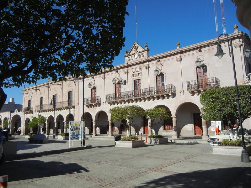 The Beautiful Pueblo Of San Miguel de Alto