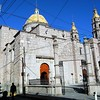 The Massive Parroquia de San Miguel Arcangel